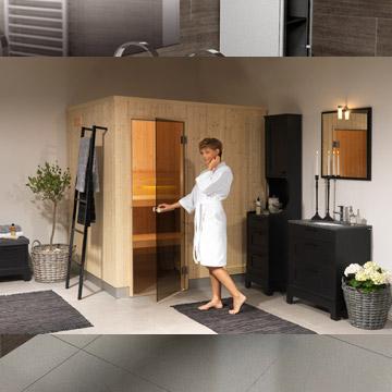 Evolve Tylo Sauna