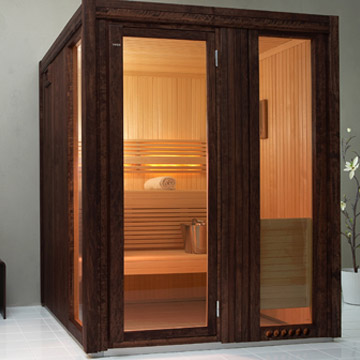 Grand Luxe sauna room