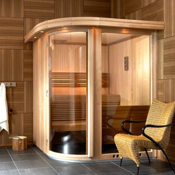 Space Vision Sauna