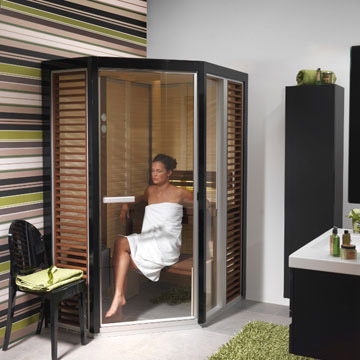 Impression Home Sauna