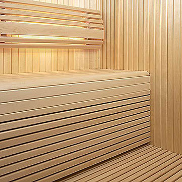 sauna bench by blackchurch leisure