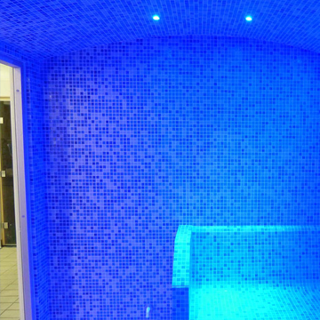 bleisure.com steam room 2