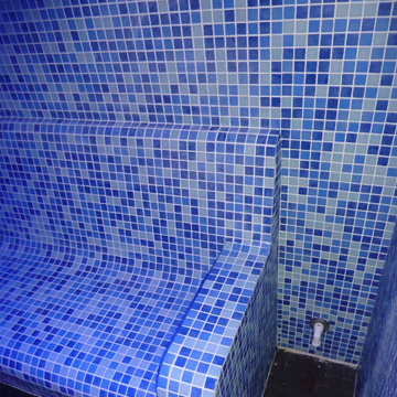 bleisure.com steam room 1