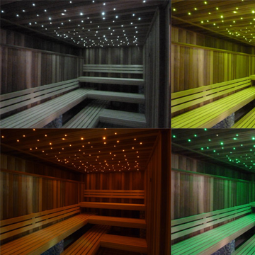 bleisure.com sauna led lighting 1