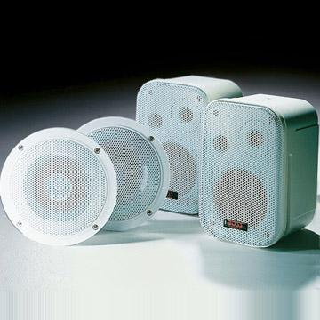Steam Room Speakers