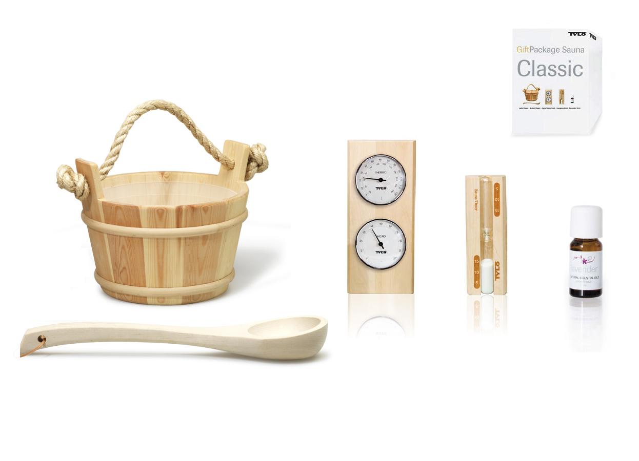 Sauna Gift Pack Classic